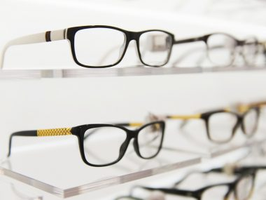 Variety of Eyeglasses Frame Shapes