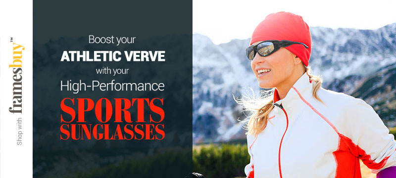 High Performance Sports Sunglasses