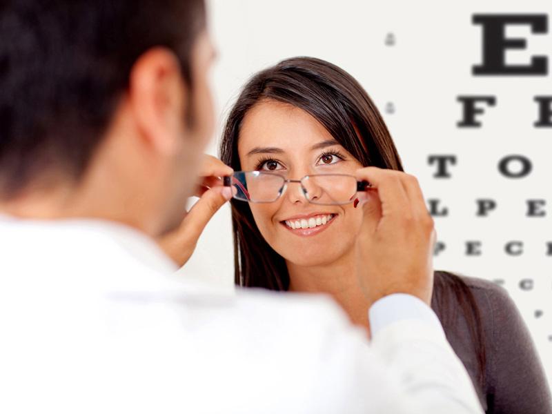 Prism in Eyeglasses