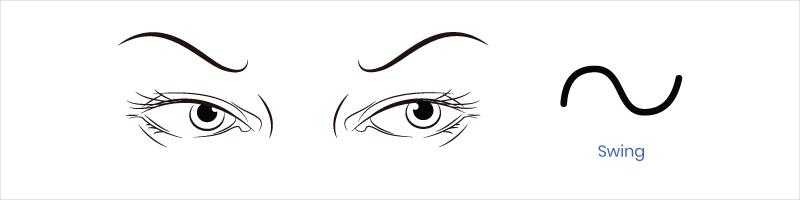 eye exercise swing