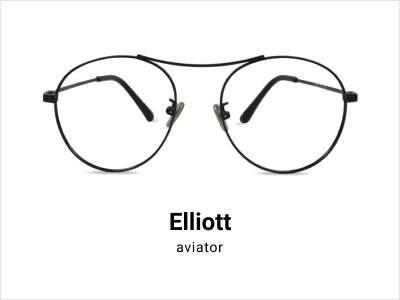 Elliott - Aviator glasses
