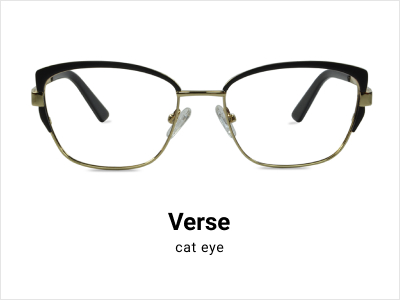 Verse - Cat eye glasses